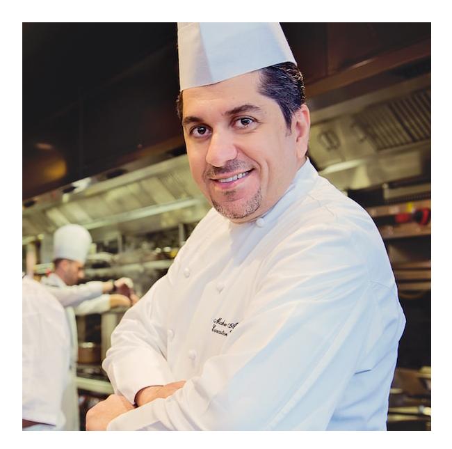 Maher Asaad Executive Lebanese Chef
