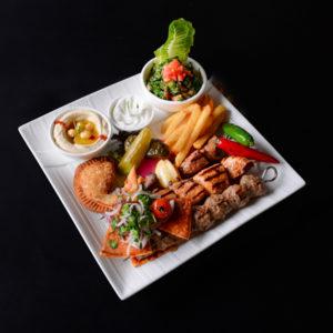 Armani Mixed Grill