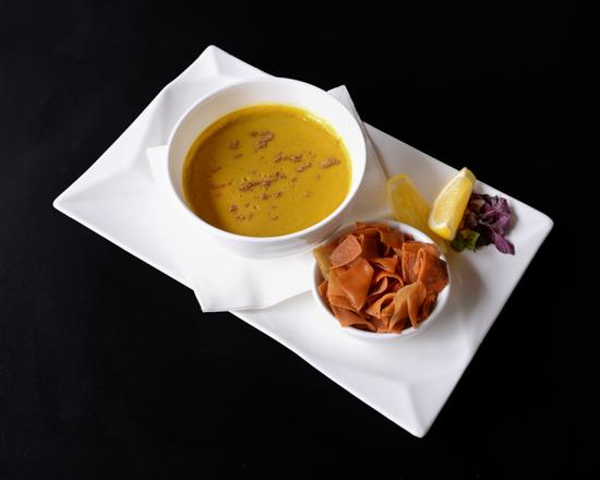 Oriental Lentil Soup