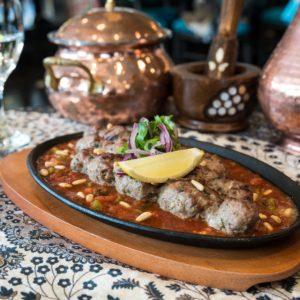 Kabab Khashkhash