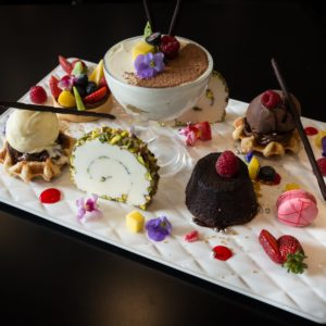 Luxury Dessert Plate