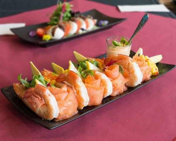 Prawn & Smoked Salmon